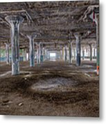 Fisher Body Plant 21 -6 Metal Print