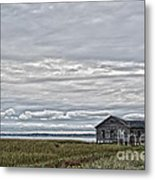 Fisherman Shack  Metal Print