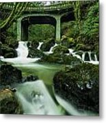 Fisherman's Creek Metal Print