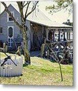 Fisherman's House 3 Metal Print