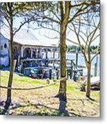 Fisherman's House 4 Metal Print