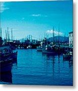 Fisherman's Wharf 1955 Metal Print