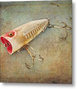 Fishing Lure I Metal Print