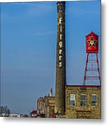 Fitgers Hotel And Brewery Metal Print