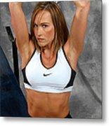 Fitness36-2 Metal Print