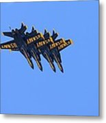 Four Hornets In Close Trail Metal Print