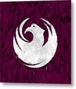 Flag Of Phoenix Metal Print
