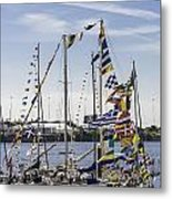 Flags Of The World 2 Metal Print