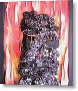 Flames to New Opportunities #1 Metal Print