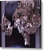 Flames to New Opportunities #3B Metal Print