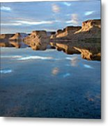 Flaming Gorge Metal Print