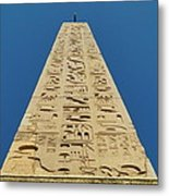 Flaminio Obelisk Metal Print