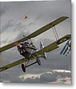 Flander's Skies Metal Print by Pat Speirs