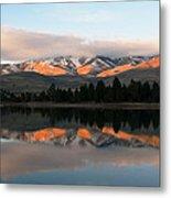 Flathead River Metal Print