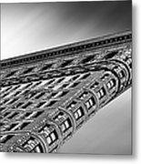Flatiron Building Nyc Metal Print by John Farnan
