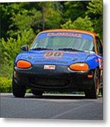 Flatout 90 Mazda Metal Print
