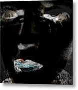 Flaws Of Faith  Metal Print
