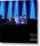 Fleetwood Mac Reunited Band Metal Print