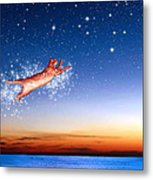 Flight To Sagittarius Metal Print