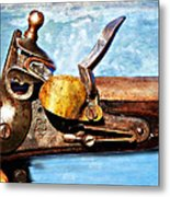 Flintlock Metal Print by Marty Koch
