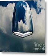 Floating In The Sky Metal Print