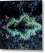 Floating Island Metal Print by Leif Sohlman
