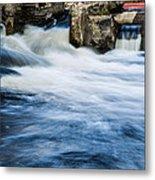 Flood Waters Metal Print