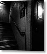 Floor Two After Dark Metal Print by Bob Orsillo