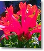 Floral 6 Metal Print