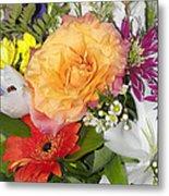 Floral Bouquet 3 Metal Print