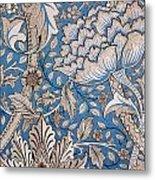 Floral Design Metal Print