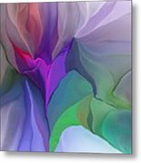 Floral Expressions 022615 Metal Print