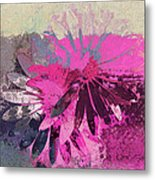 Floral Fiesta - S31at01b Metal Print