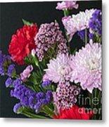 Floral Mix Metal Print