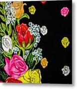 Floral Rhapsody Pt.4 Metal Print
