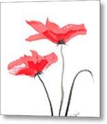Floral Series #5 Metal Print
