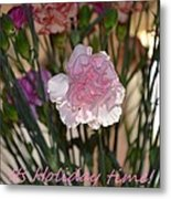 Floral Standout Metal Print
