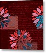 Floralis - 833 Metal Print