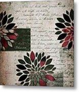 Floralis - 889a Metal Print