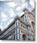 Florence Cathedral Metal Print
