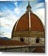 Florence Duomo Italy Metal Print