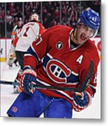 Florida Panthers V Montreal Canadiens Metal Print