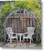 Florida Summer Metal Print