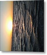 Florida Sunrise Metal Print by Chasity Johnson