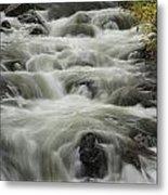 Waterflow Metal Print