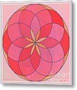 Flower 126 Metal Print