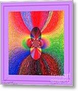 Flower 290c Metal Print