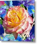 Flower Dance 2 Metal Print