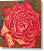 Flower Of Love Metal Print