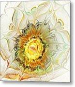 Flower Palette Metal Print